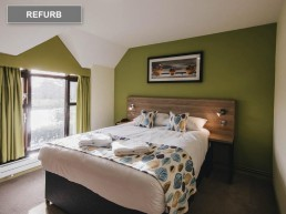 Studio Fourteen Abingdon Hotel Refurbishment
