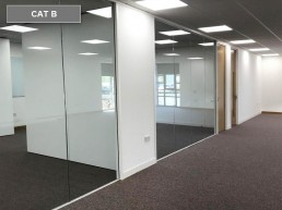 Studio Fourteen Interiors - Office Fitout Worcester