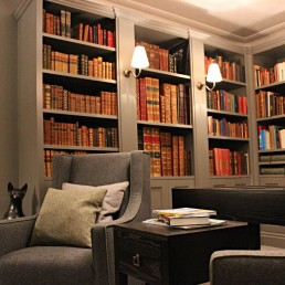 Studio Fourteen Interiors Private Library