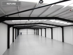 Wellingborough warehouse Refurbishment - Studio fourteen Interiors