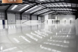 Corby Industrial Warehouse Refurbishment