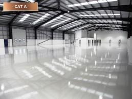 Corby Industrial Warehouse Refurbishment