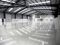 Corby Warehouse Refurbishment