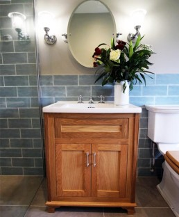 Cabinet for Bathroom Refurbishment