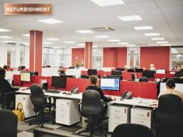 Herefordshire and Worcestershire Chamber Commerce Refurbishment
