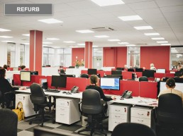 Chamber Offices Refurbishment - Herefordshire & Worcestershire
