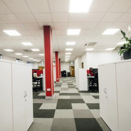 Open Plan Worcestershire Chamber