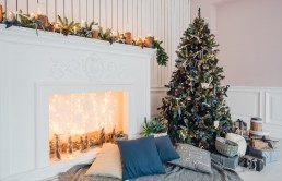 Welcoming Interior Design for Christmas