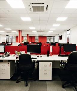 Commercial Fit Out of Offices
