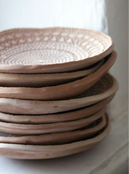 Earth Tone Ceramics