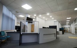 East Northamptonshire Council - Reception Area