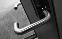 East Northamptonshire Council - Refurbishment New Door Handles